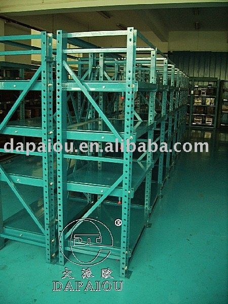 Storage Hanging Mold Racking