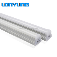 Indirect lighting fixture ul cul led office led T5 T6 T8 4ft 18w ac85 - 277v led tube
