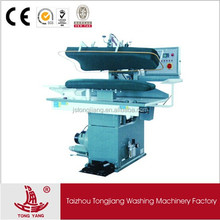 automatic universal industrial laundry commercial / ironing press machine for textile