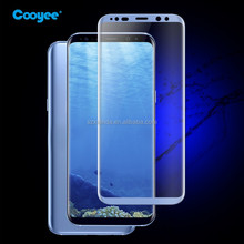 Cooyee 9H Hardness tempered glass screen guard for Samsung galaxy s8 plus