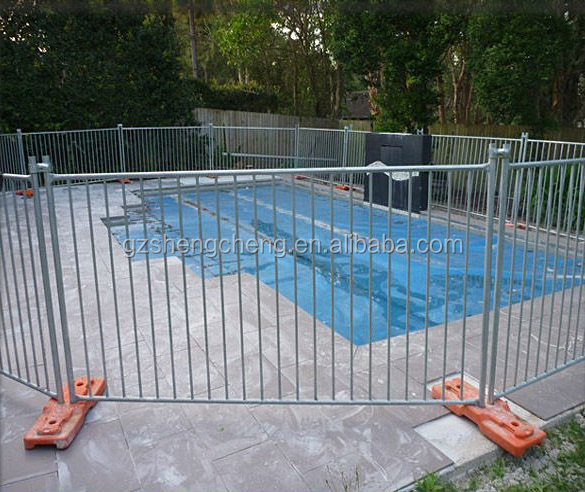 Removable Pool Fence Site Privacy Public Safety Temporary Fence Barricade Buy Removable Pool