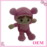 Custom Plush Cute Doll toy