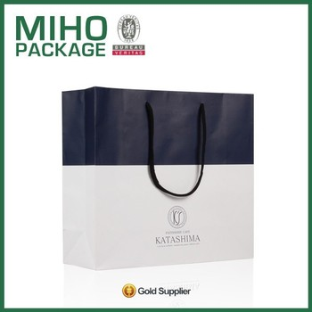 ECO Friendly Different Types Of Wine Bottle Paper bags