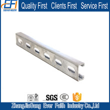 High Quality Building Materials Metal Hat Channel Sizes