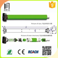 dooya tubular motor for rooller shutter/ blind/ blind door