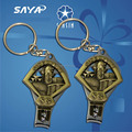 Singapore Lion metal souvenir Nail Clipper