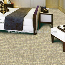 50%nylon ,50%PP THS Cut and loop mixed piles soft CARPET