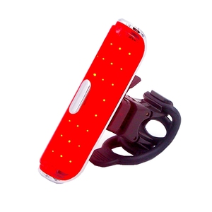 Bicycle LED Tail Safety Light USB,Bike Rear Light Flexible COB LED Bicycle Back Light Rechargeable