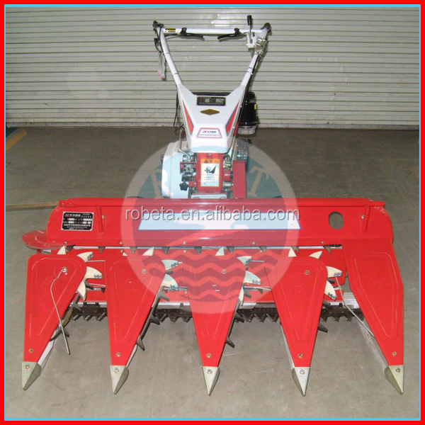 2015 High quality small green bean harvester for sale