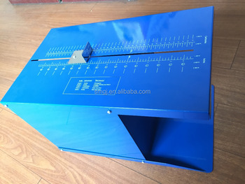 Flexibility Tester Sit And Reach Tester Box For Student