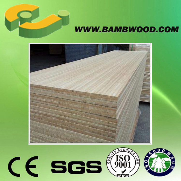 Best Seller Engineered Bamboo Face Wall Panel Harmless
