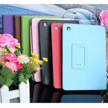 PU Leather Folio Stand Magnetic Case For iPad mini