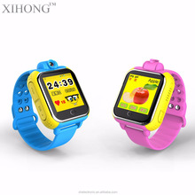 Stylish wholesale camera 3G tracking path security fence youth student kid smart watch