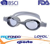 indoor customized logo aqua sport goggle made in China