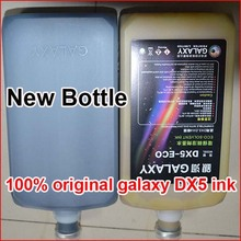 100% Original Galaxy ECO Solvent Ink DX5 DX7
