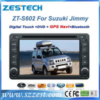 ZESTECH car multimedia TV car navigation for Suzuki Jimny car navigation system digital player