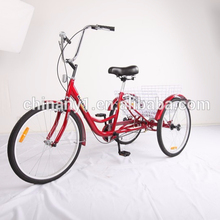 C-GW7001 Cheap adult tricycle for sale/Transport bike bicycle trike/tricycle cargo bike for adults