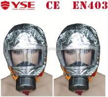 CE certificate safety canister respirator for self rescue