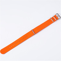 Handmade Band NATO watch band 16mm bulk high quality changeable nylon watch strap