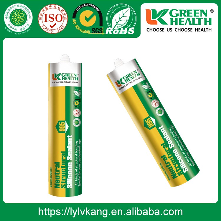 Waterproof Antifungal Caulking Structural Mastic Sealant