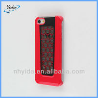 Red Hard Armor Deployment 3d Case For iPhone 5 5G