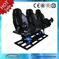 Portable 2015 newest 6 dof mini 5d motion cinema simulator chair ,hot sale 5d cinema 5d theater with special efffects