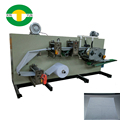 High speed automatic toilet seat cover machinery