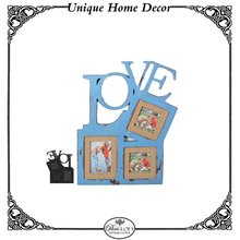 Wooden Family Tree Collage Photo Frame Picture Frame For Love