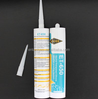 Good tensile elongation of underwater Neutral Transparent waterproof silicone sealant supplier