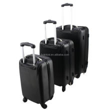 20 24 28 ABS Carry on Luggage Travel Bag Wholesale 3 PCS suitcases luggage