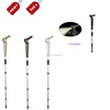 Top selling knife shape walking stick protection walking stick