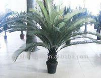SJ New High Imitation Artificial cycas (artificial tree)
