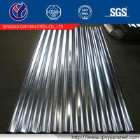 galvanized sheet metal roofing tile
