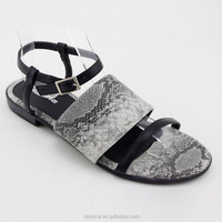 Best quality jeans fashion style sandal picture