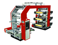 8 Color High Speed Plastic Film Flexo Printing Machine Price
