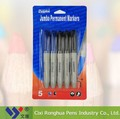 New Fashion Big Permanent Liquid Chalk Marker Pens