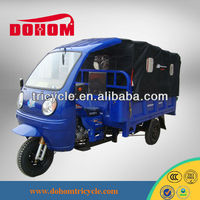 Made in China strong power three wheel trike for cargo and passenger