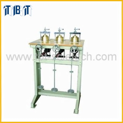WG Unsaturated Soil Consolidometer Laboratory Equipment / Single-lever Consolidation Test Apparatus