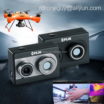 2018 Flir quadcopter drones equipped with thermal imaging for drone and three mode fit for drone professional