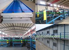 HUIKEYUAN corrugated roofing sheet machine for sale building machine