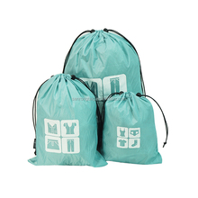 Wholesale cotton fabric dust bagshoe bag,drawstring bag