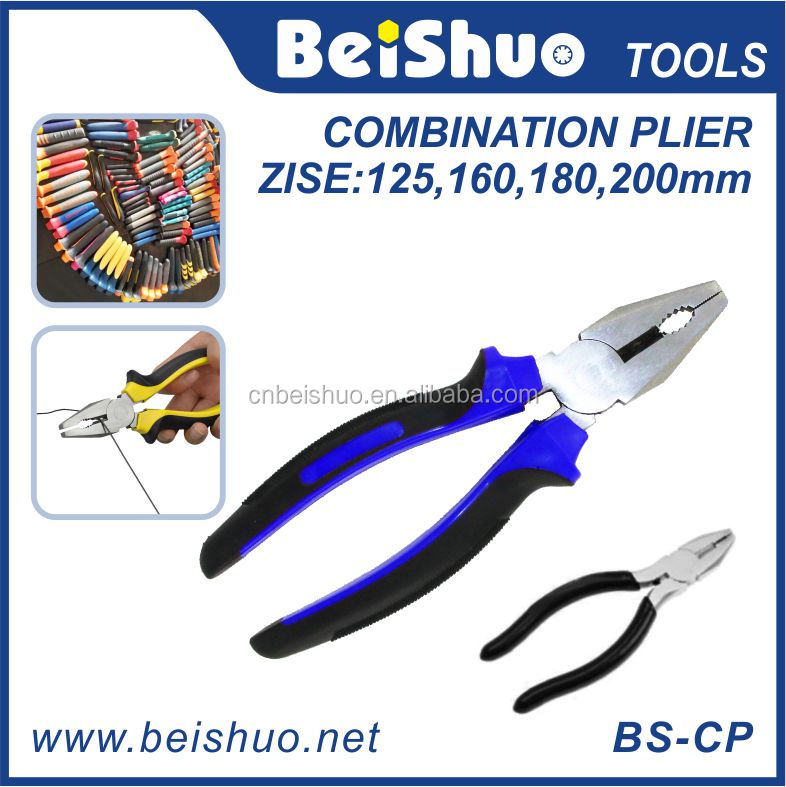 Industry Range and Sample Available Hand Tool Function of Cutting Combination Plier