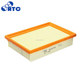 OEM 96950990 auto air filter paper for lubrication system