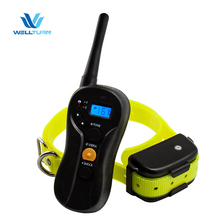 Electric Dog Slave Shock E-collar, Waterproof And Rechargeable 4 Models Remote Training Dog Shock Collar For Humans PTS610