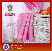 New environmental protection polyester window curtain design for hall