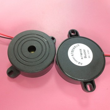 3V~24V 42mm piezoelectric buzzer with wire