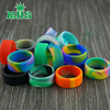 E cigarette accessories silicon vape ring for mechanical mods decorative and protection vape mod resistance rubber vape bands