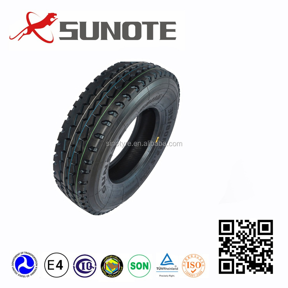 Truck tyre 215 75 17.5 315 80 <strong>r</strong> 22.5 from china tyre manufacturer