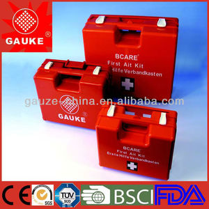 2013 Gauke 300 ABS approved first-aid outfit DIN 13157 MED KIT
