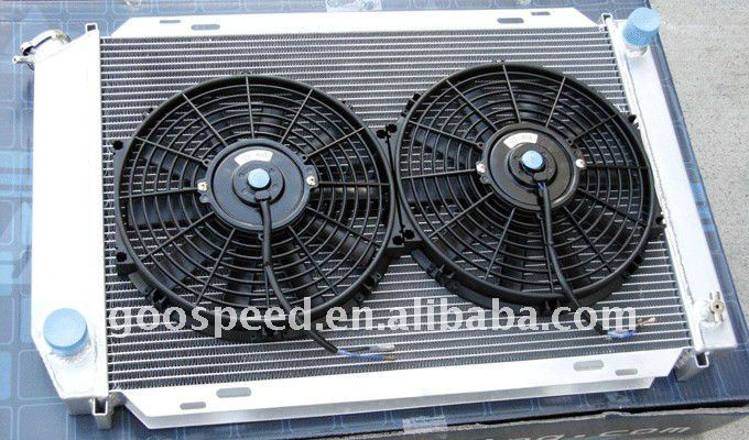 Universal Car Electric Spal Cooling Fan